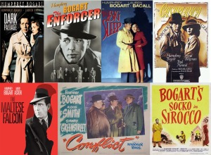 Películas con H.Bogart